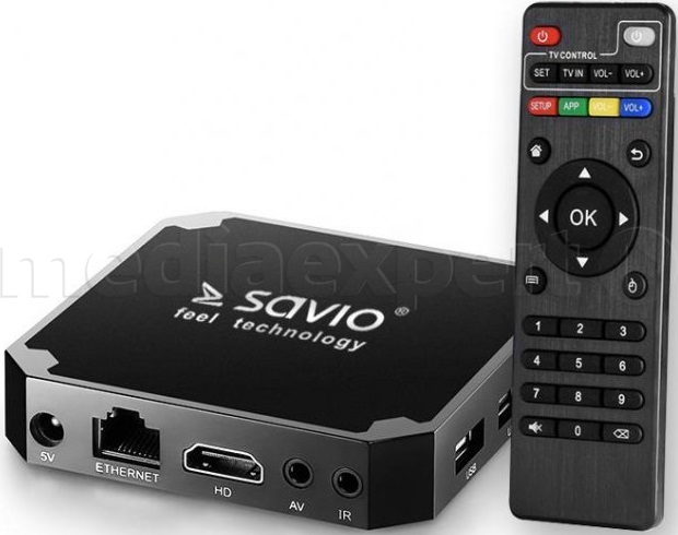 TV Box Savio